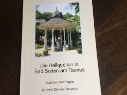Bad Soden Am Taunus Heilquellen In Bad Soden Dr Thilenius Buchhandlung Boris Riege