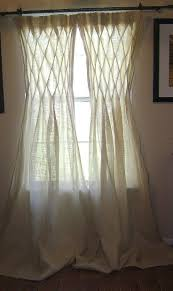 Smocked Burlap Curtains 28 Smocked Burlap Curtains Smocked Linen Curtains Burlap