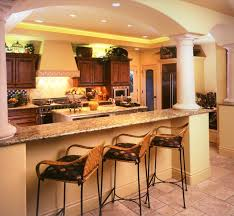 Fancy Kitchen Designs Modern Tuscan Kitchen Design Outofhome