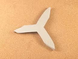 How Do You Make A Paper Boomerang - make a paper boomerang scissors and craft