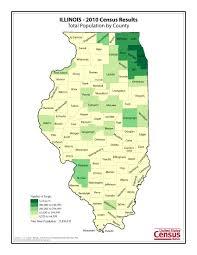 Illinois Congressional District Map by Census 2010 News U S Census Bureau Delivers Illinois U0027 2010