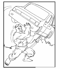 223 dessins de coloriage hulk à imprimer sur laguerche com page 1