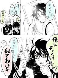 gender bender light novel shigure guren and sayuri gender bender owari no seraph light
