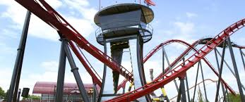 X Flight At Six Flags Six Flags Great America X Flight Bleck U0026 Bleck Architects