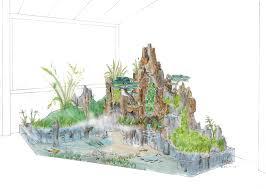 japanese garden plans indoor miniature japanese garden
