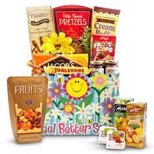 feel better soon gift basket get well gift baskets feel better soon gift basketsgourmet gift