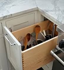 Kitchen Utensils Storage Cabinet Kitchen Utensil Storage Design Ideas