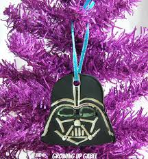 wars christmas clay christmas ornaments wars style