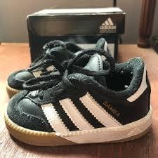 baby sambas 40 adidas other toddler adidas samba size 4 from s