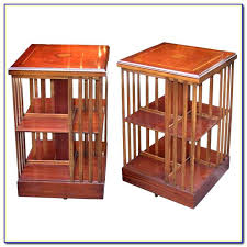 revolving end table a pair of early century classical revival