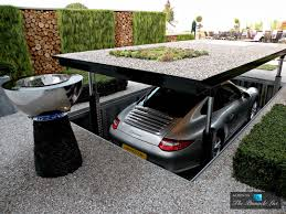 porsche garage decor underground garages home decor waplag feature design ideas sims