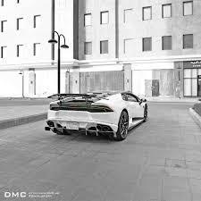Lamborghini Huracan Dmc - dmc beautifully restyles the lamborghini huracan