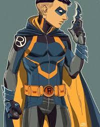 Yj Anon Meme - robin batman the boy wonder dc comics dick grayson jason todd