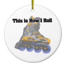 rollerblade ornaments keepsake ornaments zazzle