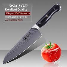 high quality japanese kitchen knives online shop wallop santoku knife damascus japanese kitchen knives