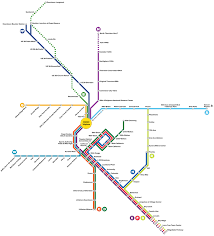 rtd rail map here s why rtd s mostly rail system maps one line on