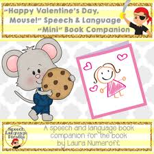 happy s day mouse happy s day mouse speech and language mini book companion