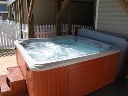 Bathtub Swimming Pool Heated Pool Tub And Firepit All Homeaway Surfside Beach