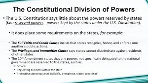 ch 6 federalism national state and local powers ppt video