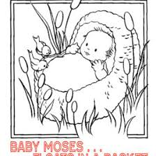 Bible Story Coloring Pages Baby Moses Archives Mente Beta Most Bible Coloring Pages Moses