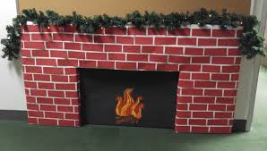 amazing design fireplace paper construction paper fireplace