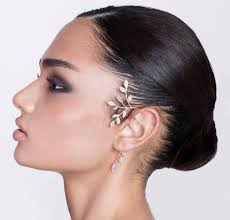 what is ear cuff best 25 ear cuff piercing ideas on ear ear jewelry