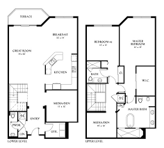 Condominium Plans Peninsula Ii Aventura Condos For Sale Rent Floor Plans