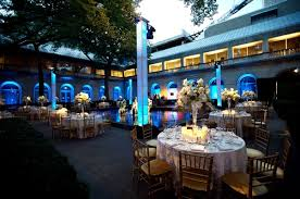 wedding arches chicago breathtaking blue wedding at the institute of chicago inside