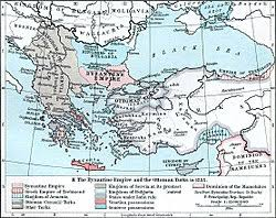 What Problems Faced The Ottoman Empire In The 1800s Byzantine Ottoman Wars