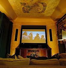 How To Decorate Home Theater Room 25 Gorgeous Interior Decorating Ideas For Your Home Theater Or