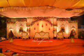 wedding stage decoration the top 5 ideas for your reception