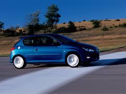 car peugeot 206 peugeot 206 rc specs 2003 2004 2005 2006 autoevolution