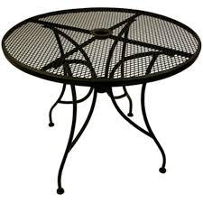 Mesh Patio Chair Mesh Top Patio Table Rw6y Cnxconsortium Org Outdoor Furniture