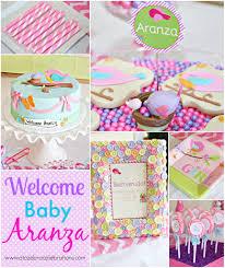 welcome baby shower u2013 a to zebra celebrations