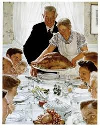 thanksgiving images norman rockwell thanksgiving wallpaper and