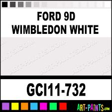 ford 9d wimbledon white industrial enamel paints gci11 732