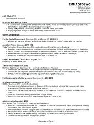 free resume templates for executive assistant executive assistant resume templates administrative free sle