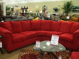 Red Sectional Sofas by Inspirational Red Sectional Sofa Value City Sectional Sofas