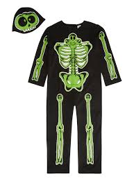Skeleton Halloween Costume For Kids Halloween Kids Spooktacular Skeleton Costume 6 Months 6 Years
