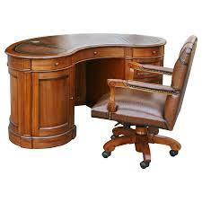 Kidney Shaped Writing Desk by Kidney Shaped Desk False Book Camerin