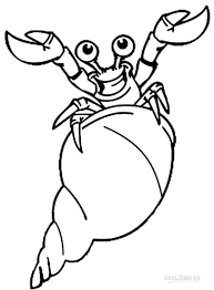 eric carle coloring page printable hermit crab coloring pages for kids cool2bkids