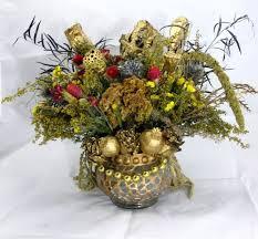 Silk Flower Arrangements For Dining Room Table 46 Best Christmas Dry Flower Arrangements Images On Pinterest