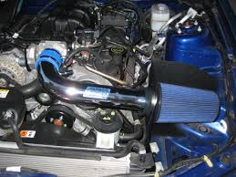 ford mustang cold air intake bbk cold air intake installation guide 2005 2010 v6 americanmuscle