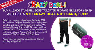 Rite Aid Home Design Portable Gas Grill Grill How To Shop For Free With Kathy Spencer