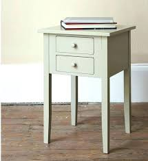 side table 2 drawers narrow bedside table with drawers small bedside table cheap side