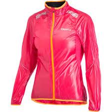 cycling windbreaker wiggle craft women u0027s performance bike feather light jacket
