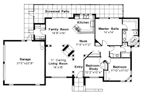 house plans with 2 master suites mediterranean house plans carrizo 11 010 associated designs