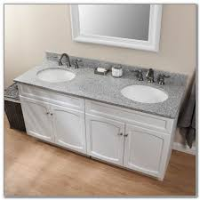 Granite Vanity Tops With Undermount Sink 72 Granite Double Sink Vanity Top Sinks And Faucets Home
