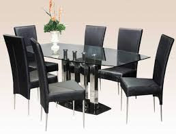 modern glass dining room table marceladick com