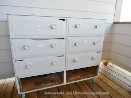 creating a life diy vintage dresser island